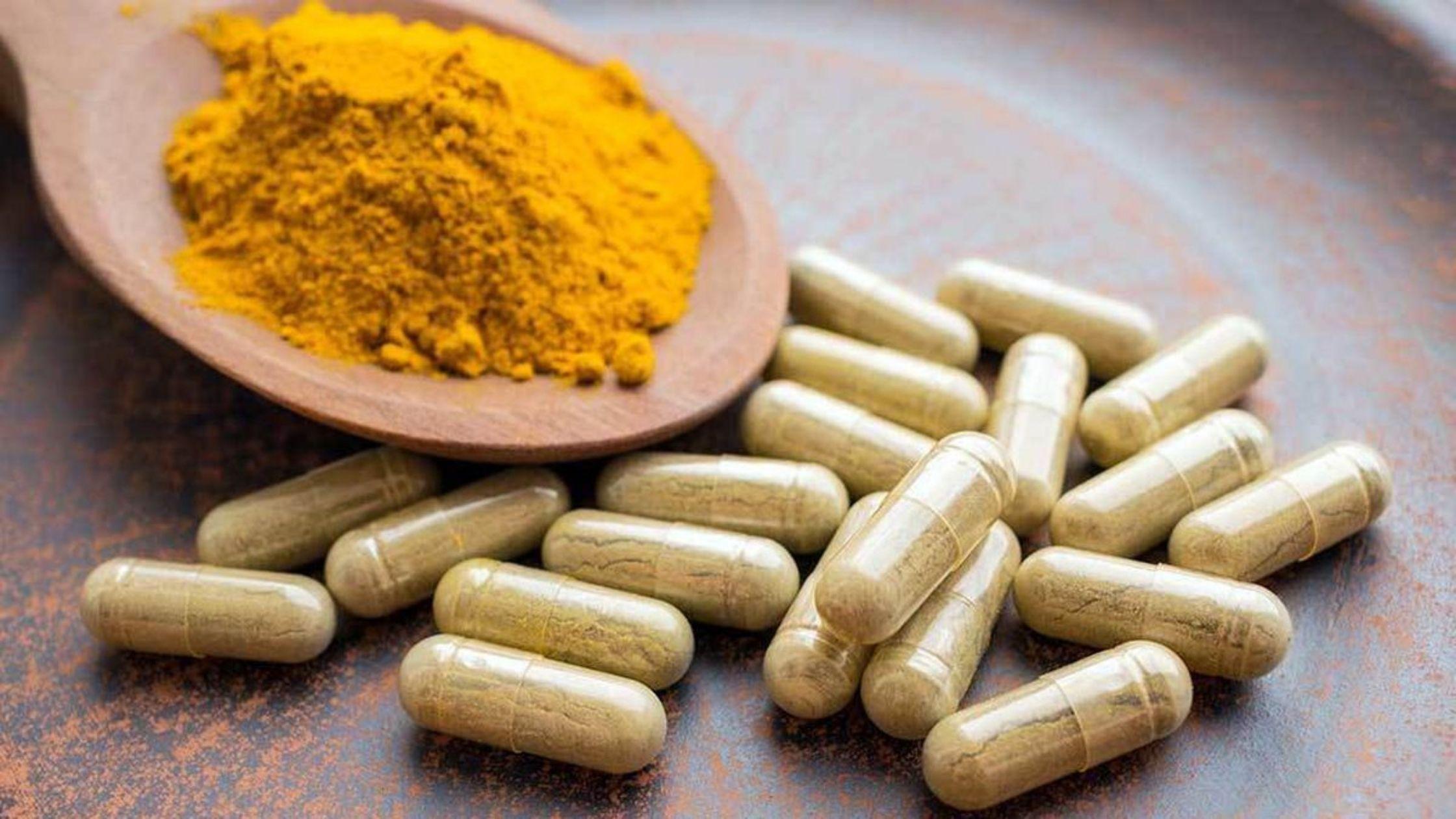 Best 5 Turmeric Curcumin Supplements