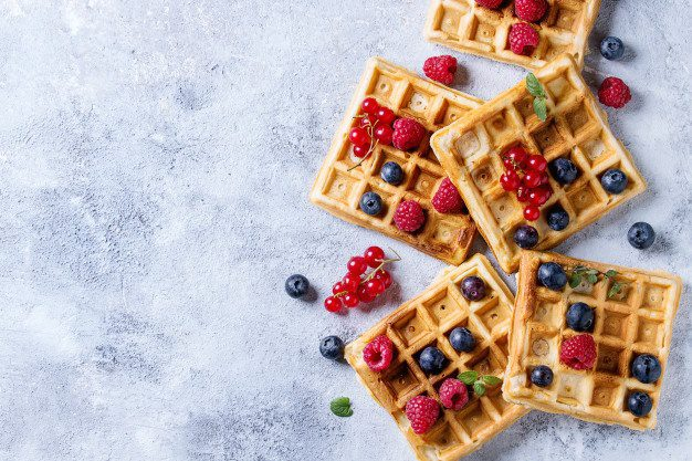 Best Keto Waffles Recipe
