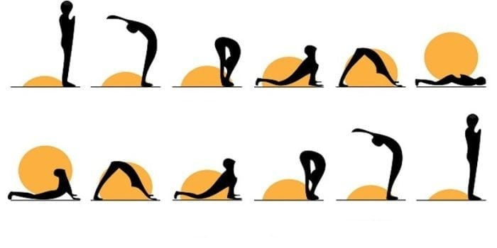 yoga for belly fat.